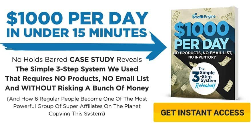 Free ebook Download - The $1000 a Day Formula